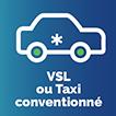 VSL ou Taxi conventionné