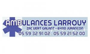 ambulance larrouy