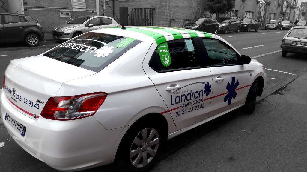photo ambulance landron