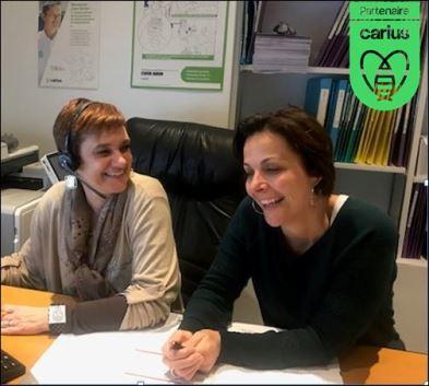 Une femme dirigeante dans le transport sanitaire : témoignage de Cécile, Partenaire Carius dans le 19